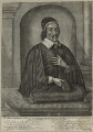 Christopher Love, by Abraham J. Conradus, after  Cornelis Johnson Jr (Jonson van Ceulen) - NPG D28844