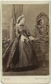 Victoria, Empress of Germany and Queen of Prussia, by John Jabez Edwin Mayall, published by  A. Marion, Son & Co - NPG x5574