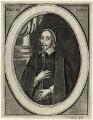 Christopher Love, by Thomas Cross, probably after  Cornelis Johnson Jr (Jonson van Ceulen) - NPG D28850