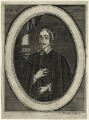 Christopher Love, by Thomas Cross, probably after  Cornelis Johnson Jr (Jonson van Ceulen) - NPG D28851