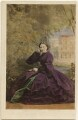 Victoria, Empress of Germany and Queen of Prussia, by Camille Silvy - NPG Ax46724