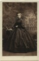 Victoria, Empress of Germany and Queen of Prussia, by Camille Silvy - NPG Ax46797