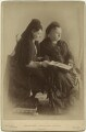 Victoria, Empress of Germany and Queen of Prussia; Queen Victoria, by Byrne & Co - NPG x76539
