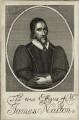 James Nalton, published by William Richardson, after  John Chantry - NPG D28867