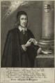 John Rogers, by Wenceslaus Hollar, after  Savill - NPG D28874