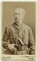 Garnet Joseph Wolseley, 1st Viscount Wolseley, by Albert Eugene Fradelle - NPG x13316