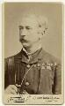 Garnet Joseph Wolseley, 1st Viscount Wolseley, by Albert Eugene Fradelle - NPG x13320