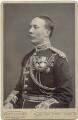 William Gustavus Nicholson, Baron Nicholson, by Alexander Bassano - NPG x39340