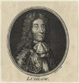 Edmund Ludlow, by Guillaume Philippe Benoist, possibly after  Robert White - NPG D28927