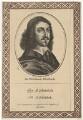 Bulstrode Whitelocke, after Unknown artist, published by  John Thane - NPG D28944