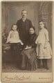 Helen Douglas MacGregor; Rob Roy; Annie Bethia MacGregor (née Caffin); Annie Elizabeth F. MacGregor, by Henry Abraham Booth Wayland - NPG x20221