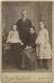 Helen Douglas MacGregor; Rob Roy; Annie Bethia MacGregor (née Caffin); Annie Elizabeth Frances Morris (née MacGregor), by Henry Abraham Booth Wayland - NPG x20221