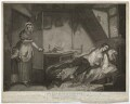 'Death of Chatterton' (Thomas Chatterton), by Edward Orme, after  Henry Singleton - NPG D32498