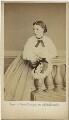 Princess Helena Augusta Victoria of Schleswig-Holstein, by Ghémar Frères - NPG x36356