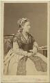 Princess Helena Augusta Victoria of Schleswig-Holstein, by W. & D. Downey - NPG x36355