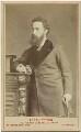 Edward Robert Bulwer-Lytton, 1st Earl of Lytton, by London Stereoscopic & Photographic Company - NPG Ax46198