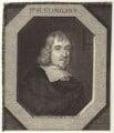 Sir Henry Slingsby, Bt, by George Vertue - NPG D28997