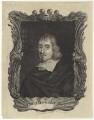 Sir Henry Slingsby, Bt, by James Basire - NPG D28999