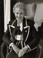Dame Margaret Joan Anstee, by Julia Hedgecoe - NPG P751(1)