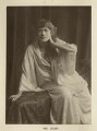 Ellen Terry as Juliet in 'Romeo and Juliet', by Window & Grove - NPG Ax131306