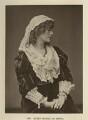 Ellen Terry as Queen Henrietta Maria in 'Charles I', by Window & Grove - NPG Ax131316