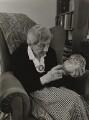 Anna McClean Bidder, by Julia Hedgecoe - NPG P751(4)