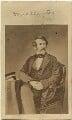 David Livingstone, by John Jabez Edwin Mayall - NPG x12462