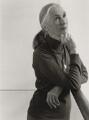 Dame (Valerie) Jane Goodall (née Morris-Goodall), by Julia Hedgecoe - NPG P751(9)