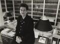Dame Rosalyn Higgins (née Cohen), by Julia Hedgecoe - NPG P751(10)