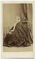 Anne Elizabeth (née Liddell), Lady Williamson, by Fratelli D'Alessandri - NPG x27428