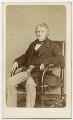 John Arthur Roebuck, by W. & D. Downey - NPG x12860