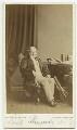John Russell, 1st Earl Russell, by Window & Bridge - NPG x15134