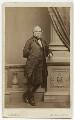 John Russell, 1st Earl Russell, by John Jabez Edwin Mayall - NPG x15130