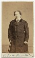 Sir William Howard Russell, by Charles DeForest Fredricks & Co - NPG x15142