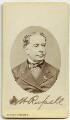 Sir William Howard Russell, by Schier & Schoefft - NPG x8722