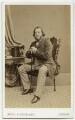 Mayer Amschel de Rothschild, Baron de Rothschild, by Maull & Polyblank - NPG x22100