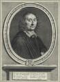 Robert Menteith, by René Lochon, after  Pierre Mignard - NPG D29101