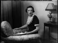 Fiona Agar (née Pratt), Countess of Normanton, by Bassano Ltd - NPG x152602