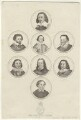 'Early Masters', by John William Cook - NPG D29152