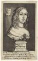 Eleanor (née Tyrrell), Lady Temple, by Richard Gaywood - NPG D29188