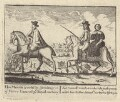 Henry Lascelles, King Charles II, Jane (née Lane), Lady Fisher, by Unknown artist - NPG D29192