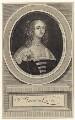 Jane (née Lane), Lady Fisher, possibly by George Vertue - NPG D29194