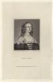 Jane (née Lane), Lady Fisher, by R. Cooper - NPG D29195