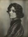 Unknown woman formerly called Irene Vanbrugh, by James Craig Annan - NPG x131335
