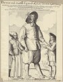 The true and exact Effigies of a Giant born in Germany', by John Brand, after  Unknown Artist - NPG D29230