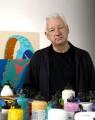 Michael Craig-Martin, by Dennis Toff - NPG x131341