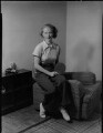 Ruth Hughes Aarons, by Bassano Ltd - NPG x152629