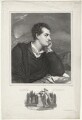 George Gordon Byron, 6th Baron Byron, by Nicolas Eustache Maurin, after  Richard Westall - NPG D32520