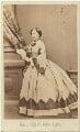 Princess Alice, Grand Duchess of Hesse, by John Jabez Edwin Mayall - NPG Ax131375