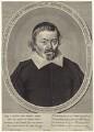 Joannes Rulitius, by Jan Brouwer, published by  Cornelis Danckerts - NPG D29241